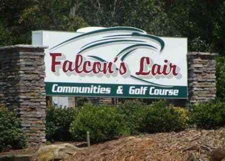 Falcons Lair Golf Course,Walhalla, South Carolina,  - Golf Course Photo