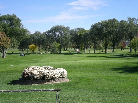 Twin Falls Municipal Golf Course,Twin Falls, Idaho,  - Golf Course Photo