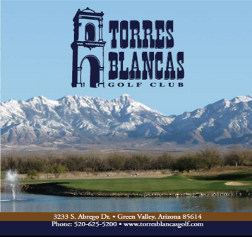 Torres Blancas Golf Club, Green Valley, Arizona, 85614 - Golf Course Photo