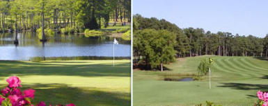 Cypress Lakes Golf Course,Hope Mills, North Carolina,  - Golf Course Photo