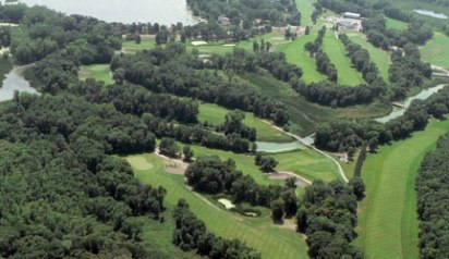Chomonix Golf Course, Lino Lakes, Minnesota, 55014 - Golf Course Photo