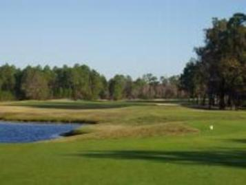 Eagles Golf Club, Forest Golf Course