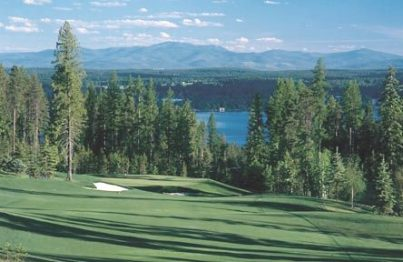 Iron Horse Golf Club,Whitefish, Montana,  - Golf Course Photo
