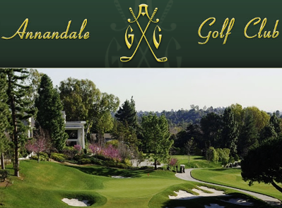 Annandale Golf Course, Pasadena, California, 91105 - Golf Course Photo