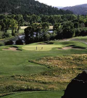 Rio Grande Club Golf Course,South Fork, Colorado,  - Golf Course Photo