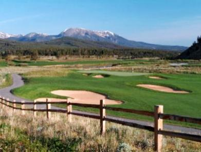 Golf Course Photo, Breckenridge Golf Club, Breckenridge, 0