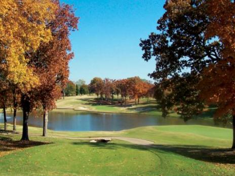 Fort Smith Country Club,Fort Smith, Arkansas,  - Golf Course Photo