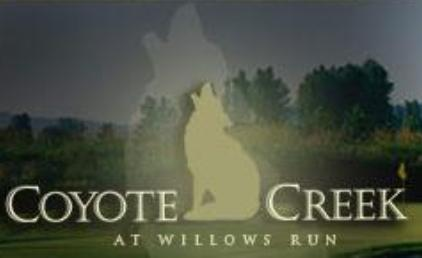 Willows Run Golf Club -Coyote Creek,Redmond, Washington,  - Golf Course Photo