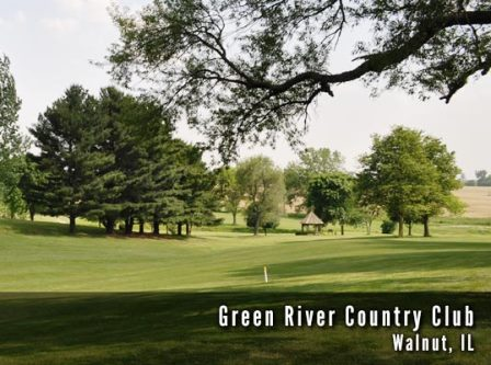 Green River Country Club, Walnut, Illinois, 61376 - Golf Course Photo