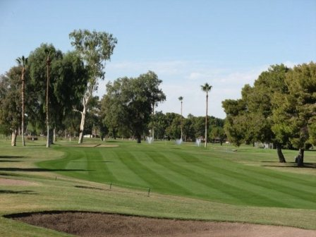 Yuma Golf & Country Club, Yuma, Arizona, 85365 - Golf Course Photo