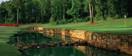 Great Waters Golf Course At Reynolds National Club,Eatonton, Georgia,  - Golf Course Photo
