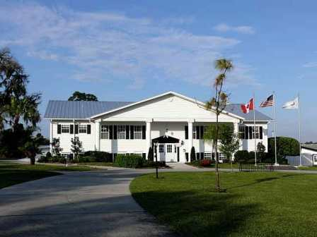 Carefree RV Country Club,Winter Haven, Florida,  - Golf Course Photo