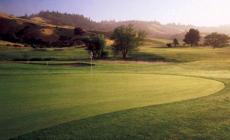San Geronimo Golf Club, CLOSED 2017,San Geronimo, California,  - Golf Course Photo
