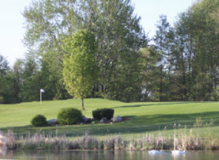 Golf Course Photo, Golden Sands Golf Course, Mears, 49436
