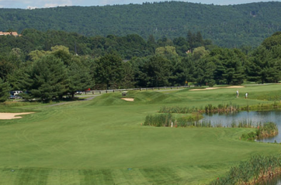 Quechee Club, Highland Course,Quechee, Vermont,  - Golf Course Photo