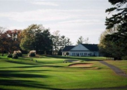 Pine Brook Country Club, Winston-Salem, North Carolina, 27105 - Golf Course Photo