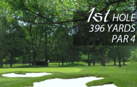 Golf Course Photo, Rolling Green Country Club, Arlington Heights, 60004