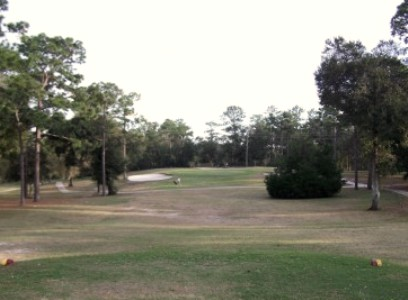 Sandhill Golf Course, CLOSED 2017