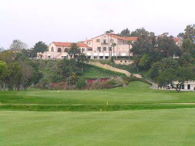 Riviera Country Club, Pacific Palisades, California, 90272 - Golf Course Photo