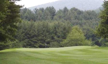 Mountain Glen Golf Course, Newland, North Carolina, 28657 - Golf Course Photo