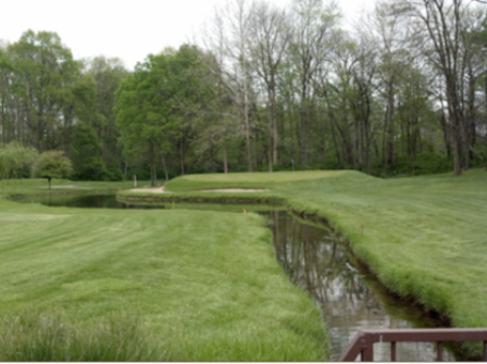 Golf Course Photo, Meadowbrook Country Club, Clayton, 45315