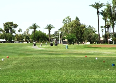 Sun City South Golf Course, Sun City, Arizona, 85351 - Golf Course Photo
