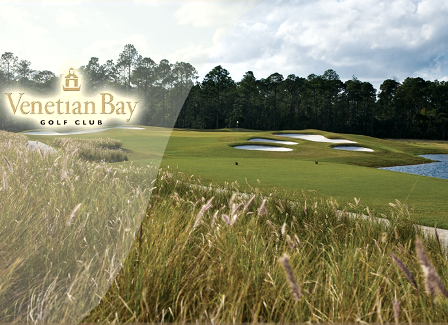 Venetian Bay Golf Course,New Smyrna Beach, Florida,  - Golf Course Photo