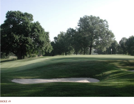 Golf Course Photo, Norwood Hills Country Club, West Golf Course, Saint Louis, 63121