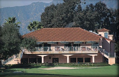 Golf Course Photo, Santa Anita Golf Course, Arcadia, 91006