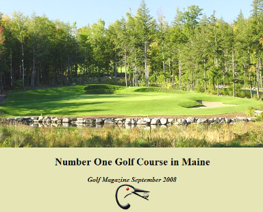 Belgrade Lakes Golf Club, Belgrade Lakes, Maine, 04918 - Golf Course Photo