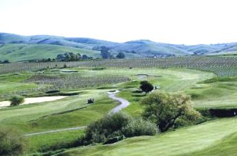Chardonnay Golf Club,Napa, California,  - Golf Course Photo
