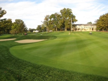 Manor Country Club -Harry Pitt (Executive),Rockville, Maryland,  - Golf Course Photo