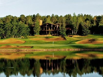 Fox Acres Country Club, Red Feather Lakes, Colorado, 80545 - Golf Course Photo