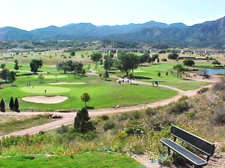 Cheyenne Shadows Golf Course,Fort Carson, Colorado,  - Golf Course Photo