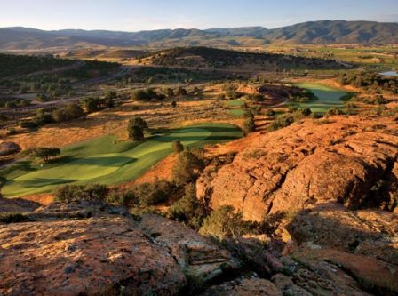 Golf Course Photo, Red Ledges Golf Club, Signature Course, Heber City, 84032