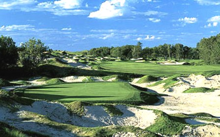 Whistling Straits Country Club, Irish Course,Sheboygan, Wisconsin,  - Golf Course Photo