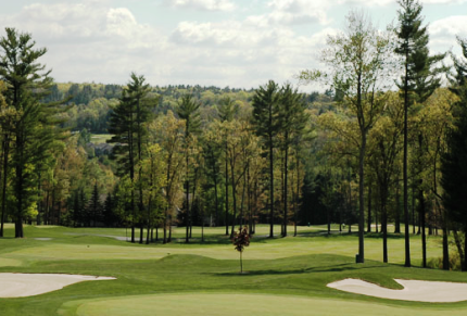 Woodloch Springs Country Club,Hawley, Pennsylvania,  - Golf Course Photo