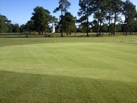 Quail Heights Country Club, Lake City, Florida, 32025 - Golf Course Photo