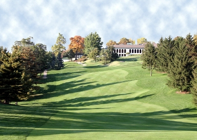 Golf Course Photo, Dayton Country Club, Dayton, 45419