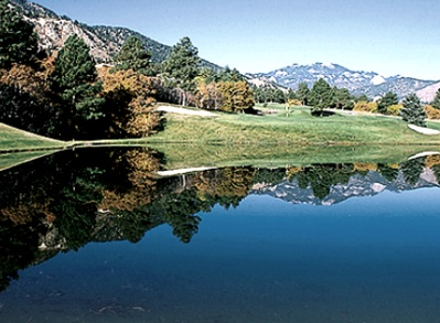 Golf Course Photo, Broadmoor Golf Club, West Golf Course, Colorado Springs, 80906