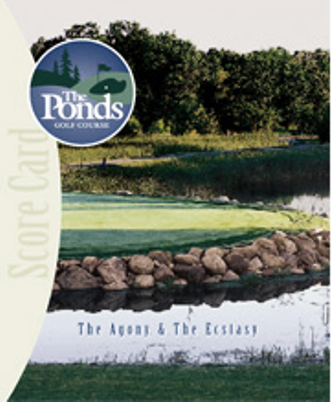 Golf Course Photo, The Ponds Golf Club, Saint Francis, 55070