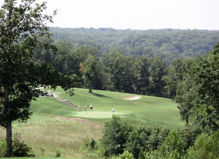 Meramec Lakes Golf Course, Saint Clair, Missouri, 63077 - Golf Course Photo