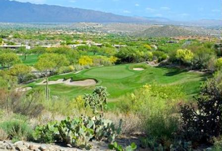 Ventana Canyon Golf & Racquet Club -Canyon, Tucson, Arizona, 85750 - Golf Course Photo