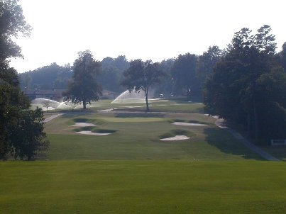 Sedgefield Country Club,Greensboro, North Carolina,  - Golf Course Photo