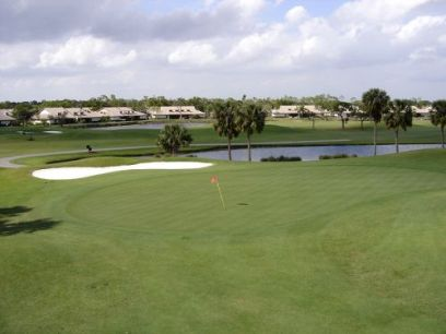 Fountains Country Club -West,Lake Worth, Florida,  - Golf Course Photo