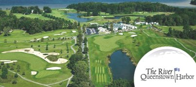 Atlantic Golf At Queenstown Harbor, River Course,Queenstown, Maryland,  - Golf Course Photo