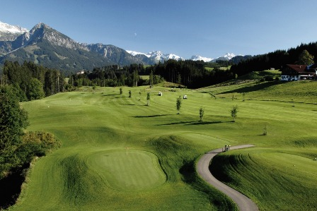 Sonnenalp Resort Of Vail,Edwards, Colorado,  - Golf Course Photo