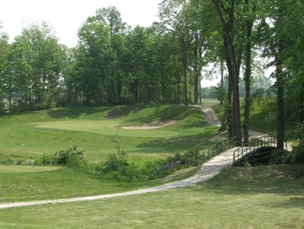 Cattails Golf Club,Elwood, Indiana,  - Golf Course Photo