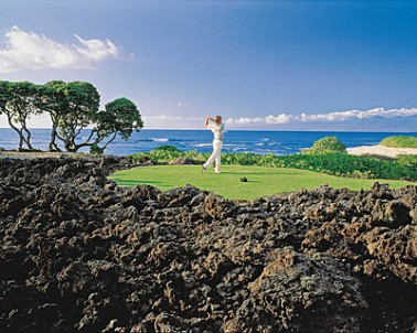 Hualalai Golf Club, Hualalai Golf Course, Kalaoa, Hawaii, 96740 - Golf Course Photo