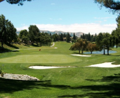 Golf Course Photo, Crow Canyon Country Club, Danville, 94526